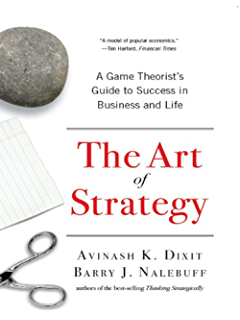 Amazon thinking strategically the competitive edge in the art of strategy a game theorists guide to success in business and life fandeluxe Choice Image
