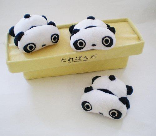 Tare Panda - Panda Tare panda Bean Plush Dolls 5 Inch