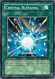 yu gi oh crystal - Yu-Gi-Oh! - Crystal Blessing (FOTB-EN034) - Force of the Breaker - 1st Edition - Common