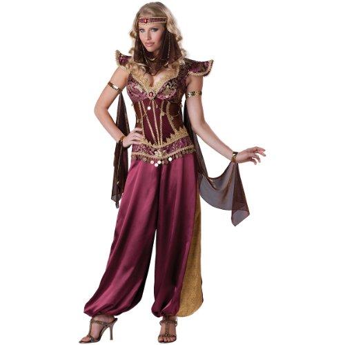 Desert Jewel Costume - Small - Dress Size 2-6 (Female Costume Ideas)