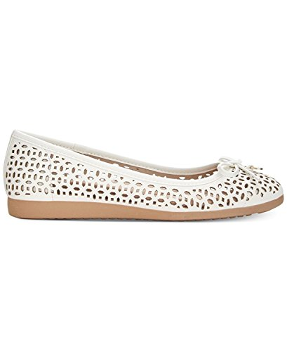 Bernini Giani Frauen White Odeysa2 Loafers Leder Tdd5Xwx