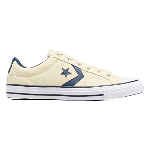 Converse Star Player Core Canv Ox - Zapatillas Unisex adulto Beige