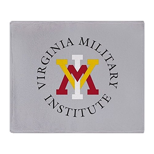 - CafePress Virginia Military Institute Soft Fleece Throw Blanket, 50