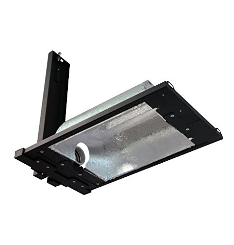 Metal Halide Lamp Single Socket (IGS Growlite HSE Horticultural Single Ended Mogul Lamp Reflector Fixture)