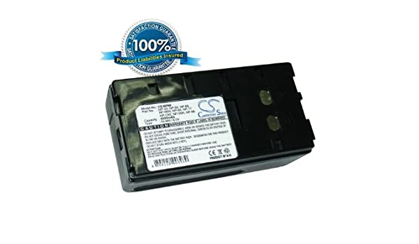 Amazon.com : Battery for Sony CCD-TR60E, CCD-V22, CCD-F56 +Free External USB Power : Camera & Photo