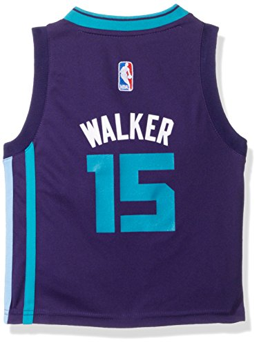 NBA Toddler Charlotte Horbrooklyn Nets Walker Away Replica jersey, 3T, Ravens Purple