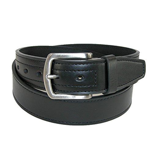 Dickies Men's Industrial Strength Metal Logo Tab Belt (Belt Dickies Mens)