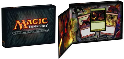 Magic the Gathering Card Game From the Vault Dragons Boxed Set