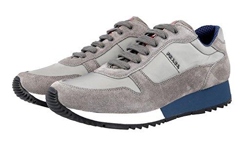 Sneaker 3e5939 Delle Pelle Ginnastica Prada Donne In xCYwAYaqp