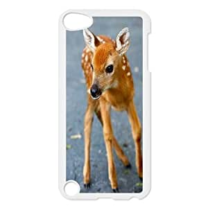 Custom Deer Ipod Touch 5 Case, Deer Personalized Case for iPod Touch5 at Lzzcase