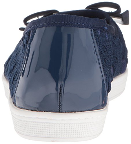 Mjuk Stil Med Hush Puppies Kvinna Fagan Loafer Sant Marinen Macrame