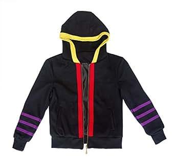 DAZCOS US Size Assassination Classroom Korosensei Tie Hoodie/Coat/Jacket (Men XS)