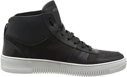 de Gris Homme Chaussures Londra Gymnastique le300001 Mmfw00857 Morato Antony Grigio nqIRax