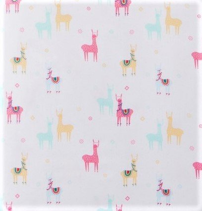 Pillowfort-Laughing-Llama-Twin-Sheet-Set-Brushed-Microfiber-3-piece