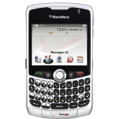 Blackberry 8330 Verizon Silver(CDMA Only)