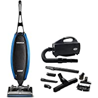 Oreck LW100 Magnesium SP Bundle with Oreck BB1200 Handheld Vacuum Bundle
