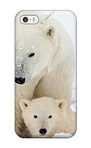 CscHFvz3707FyBys Tpu Case Skin Protector For Iphone 5/5s Polar Bear With Nice Appearance