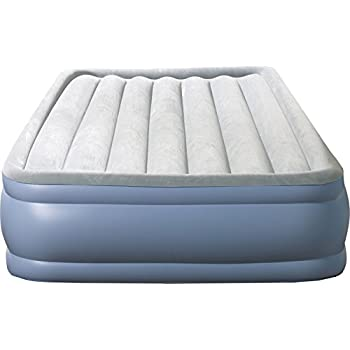simmons beautyrest air mattress Amazon.com: Simmons Beautyrest Hi Loft Inflatable Air Mattress  simmons beautyrest air mattress
