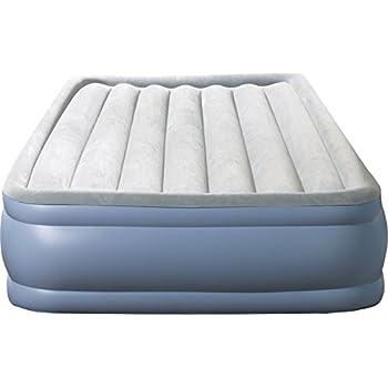 beautyrest queen air mattress Amazon.com: Simmons Beautyrest Hi Loft Inflatable Air Mattress  beautyrest queen air mattress