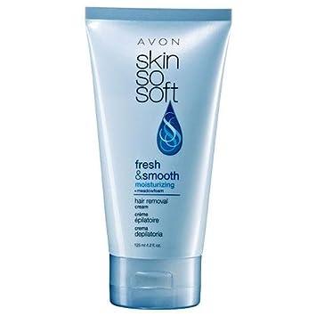 Amazon.com : AVON SKIN SO SOFT Fresh & Smooth Hair Removal ...