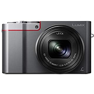 PANASONIC LUMIX ZS100 4K Point and Shoot Camera, 10X Leica DC Vario-ELMARIT F2.8-5.9 Lens with Hybrid O.I.S, 20.1 Megapixels, 3 Inch LCD, DMC-ZS100S (Renewed)