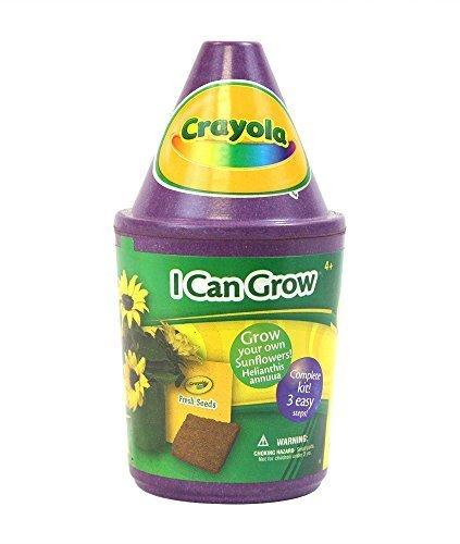 Crayola puedo crecer Kit, girasoles by Crayola: Amazon.es: Jardín