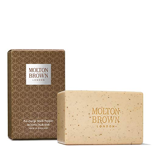 Molton Brown Black Pepper Body Scrub Bar