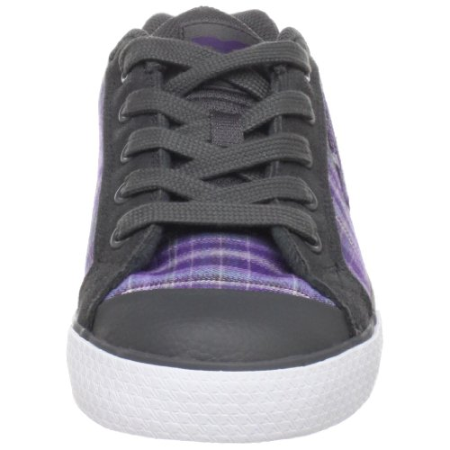 Dc Womens Chelsea Sneaker Dark Shadow / Purple Wine