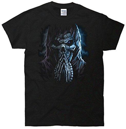 Praying Reaper T-Shirt Black 4XL