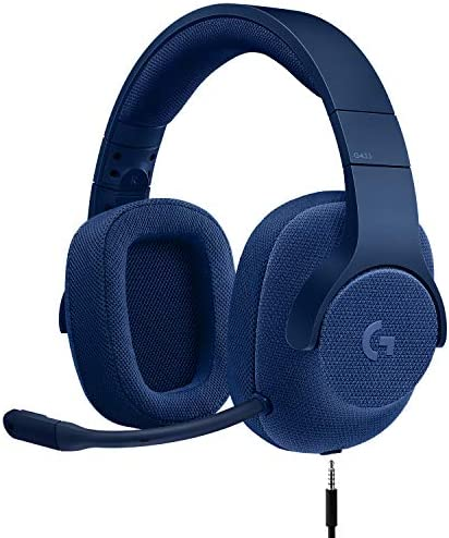 Logitech Wired Gaming Headset Headphone product image
