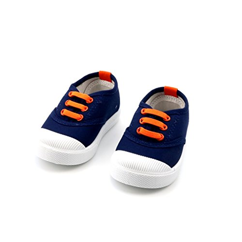 Ailvyang Unisex - niños zapatos de gimnasia turquesa