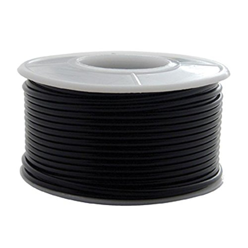 United Pacific 34119 100` Primary Wire Roll - Black