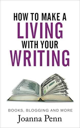 writing books for a living