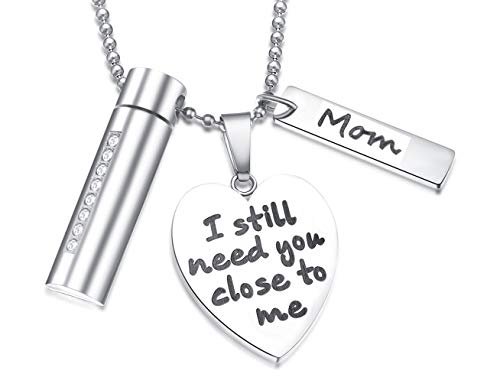urn necklaces for ashes for mom - 8