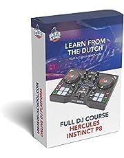 Cursus Hercules instinct P8 | Leer van de Nederlandse DJs in 15 online videos alles over jouw controler!
