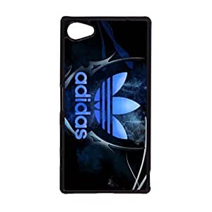 Cool Style Luxury Adidas Logo Cover Case for Sony Xperia Z5 Compact Trend Sportswear Series Phone Case