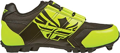 Fly Racing Mountainbike Schuhe Talon II schwarz-neon 41