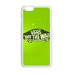 """DASHUJUA Vans """"off the wall"""" fashion cell phone case for iPhone 6 plus"""