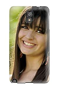 New Rebecca Black Tpu Case Cover, Anti-scratch AllenJGrant Phone Case For Galaxy Note 3