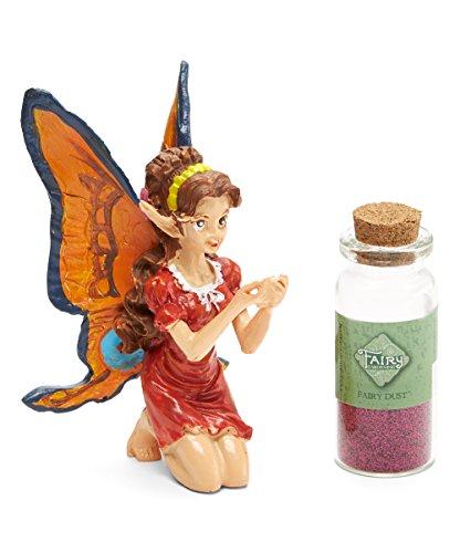 Fairy Gardening Belle Fairy Miniature Figurine For Sale