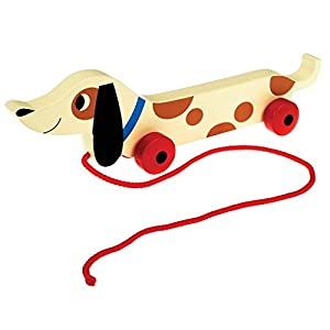 Pull Along Wooden Toy Choice Of Design
