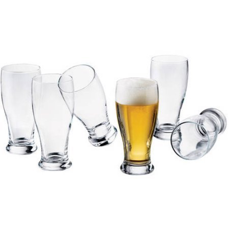 Libbey 19-oz. Beer Pub Glasses, Set of - Beer Ounce 19 Pilsner