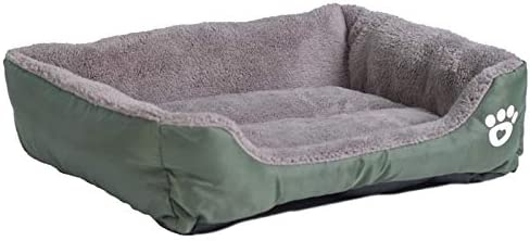Amazon.com : quynhchi store S-3XL 9 Colors Paw Pet Sofa Dog ...