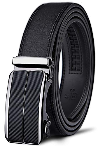 - Belt for Men,Bulliant Men's Click Ratchet Belt Of Genuine Leather,Trim to Fit
