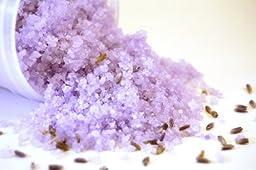 Lavender Signature Botanical Bulk Bath Salts Blend - 20 Lbs.