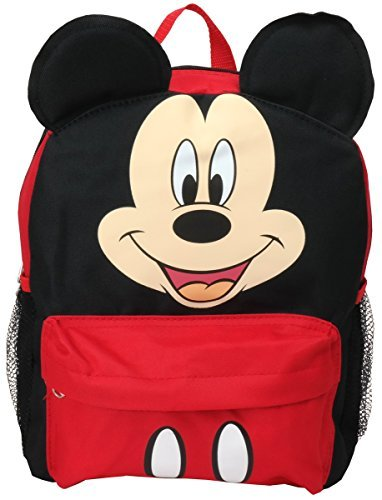 Mouse Backpack Mickey Disney - Mickey Mouse Club House 3D Ears Toddler 12