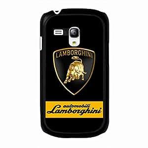 Fast Race Car Lamborghini Logo Phone Funda For Samsung Galaxy S3Mini