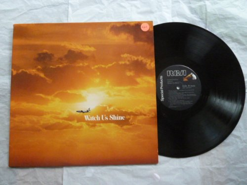 National Airlines - Watch Us Shine LP