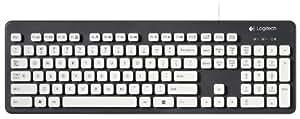 Logitech Washable Keyboard K310 for Windows PCs - Black