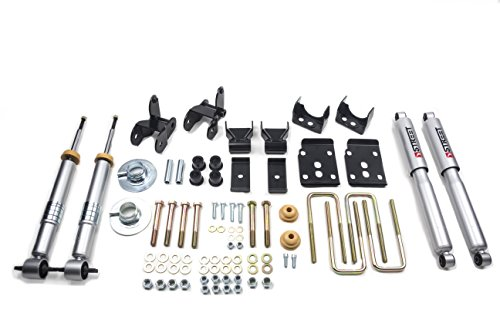 Belltech 1014SP Lowering Kit, 16.5-17 SIL/Sierra All CAB 2WD 3-4F/5-6R
